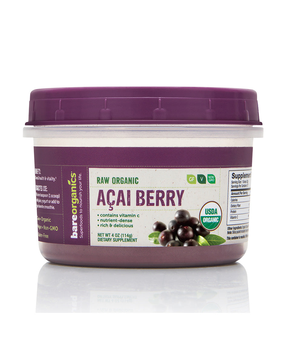 Acai fruit powder 114g