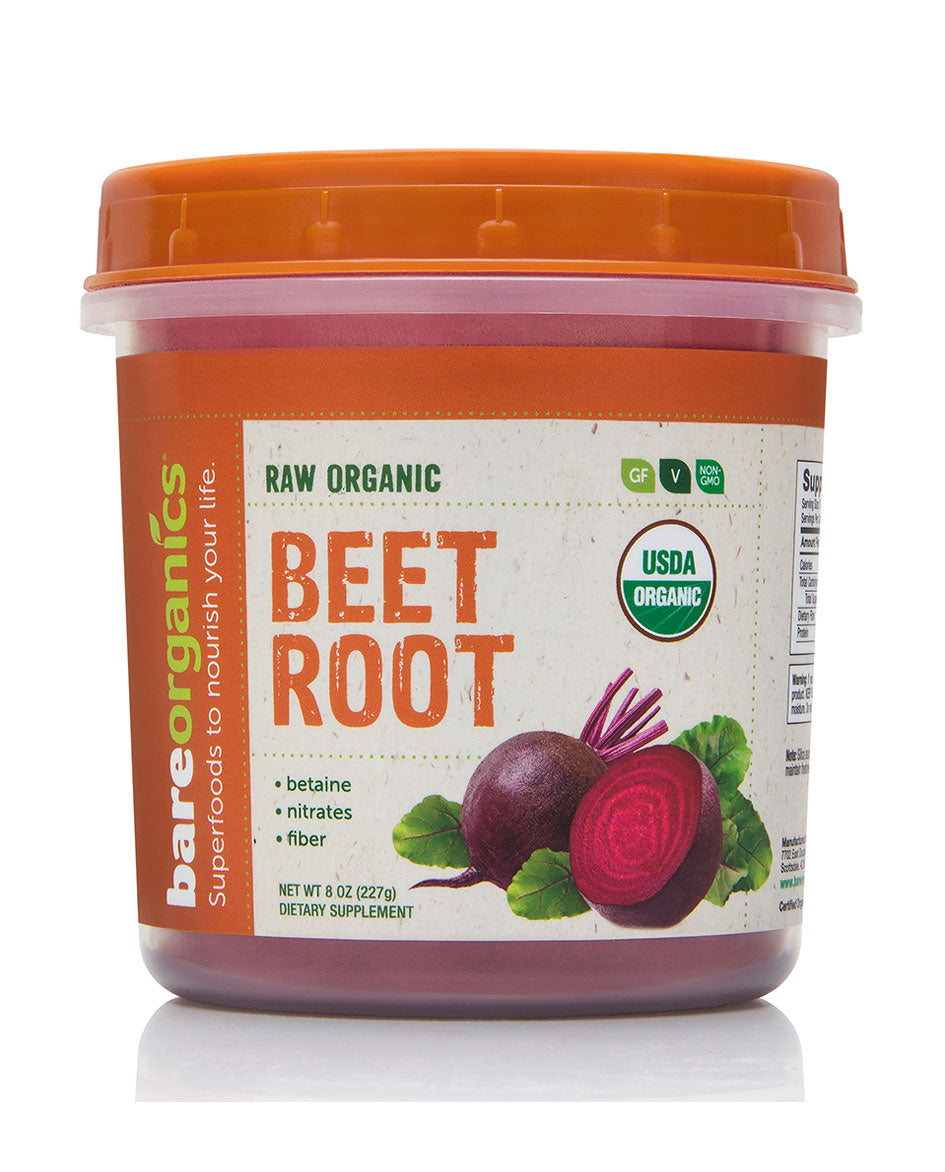BareOrganics Beet root powder 227g