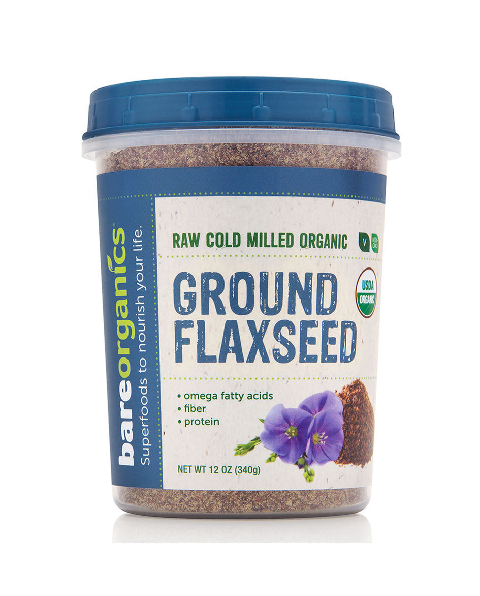 Cold milled ground flaxseed 340g