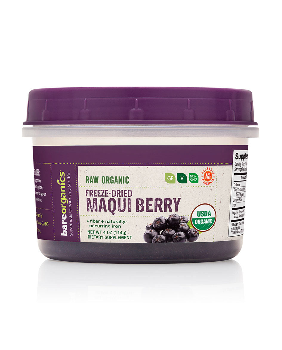 Maqui berry powder 114g