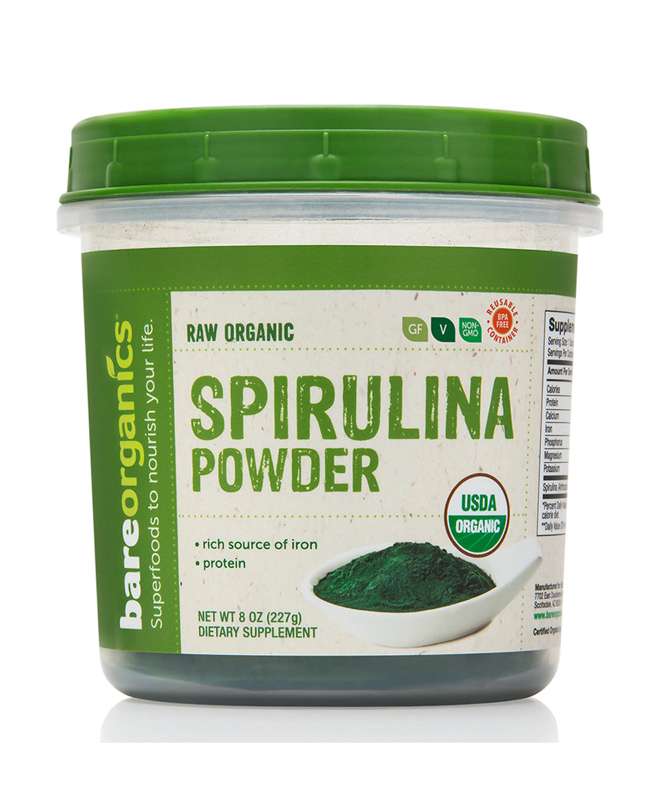 Spirulina powder 227g