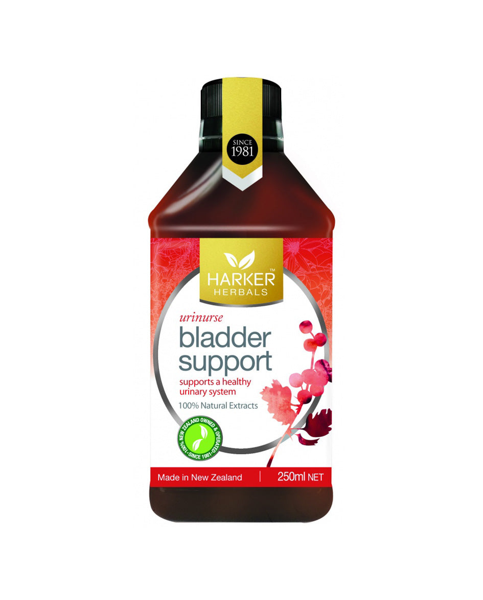 Harker Herbals Bladder Support 250ml