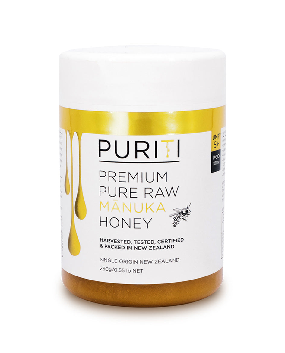 Puriti Manuka Honey UMF 5+ 250g