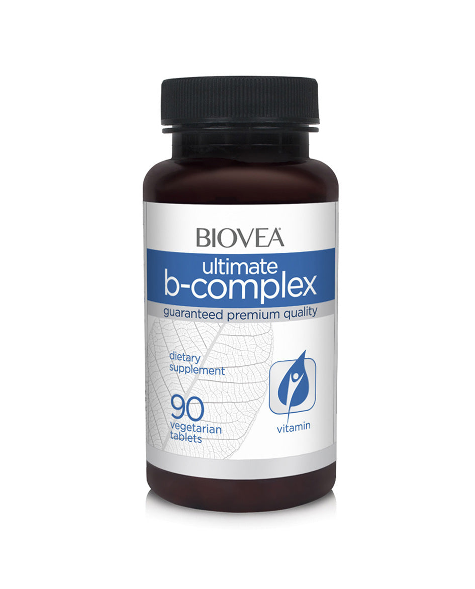 Biovea Ultimate B complex 500mg 90 tablets