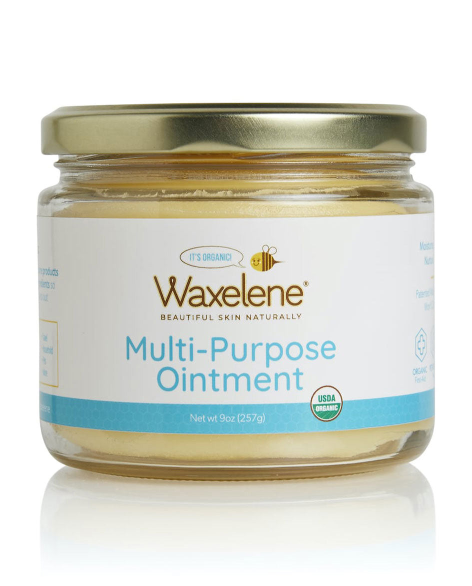 Waxelene multiuse jelly jar 257g
