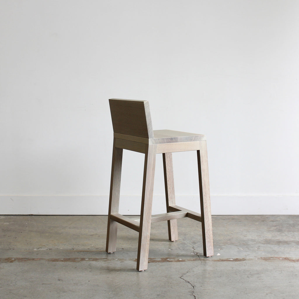 Loft Barstool With Back