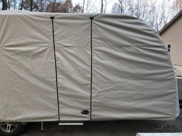 Avia Travel Trailer Cover - Allpro Adventures