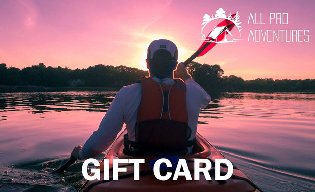 Gift Card - All Pro Adventures