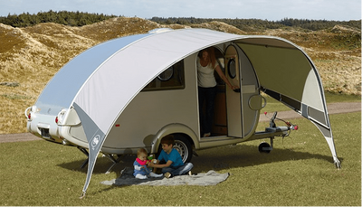 Deluxe TAB 400 Sun Canopy - Allpro Adventures