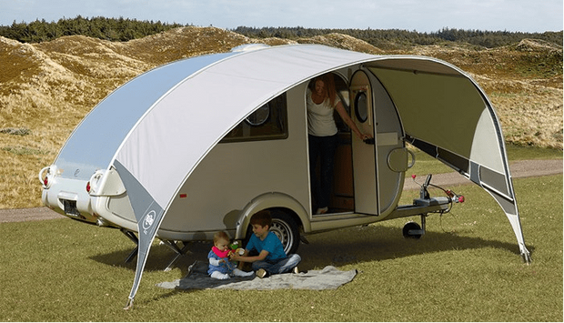 Deluxe TAB 320 Sun Canopy - Allpro Adventures