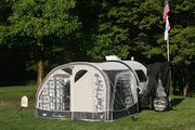 Walker Tent for TAB Teardrop Trailers