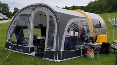 Walker Tent for TAB Teardrop Trailers - Allpro Adventures