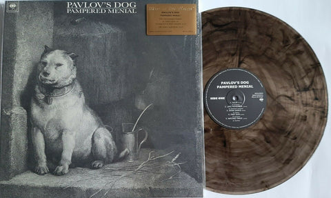 PAVLOVS DOG COLLECTOR'S EDITION - NOW ON SPLATTER VINYL!
