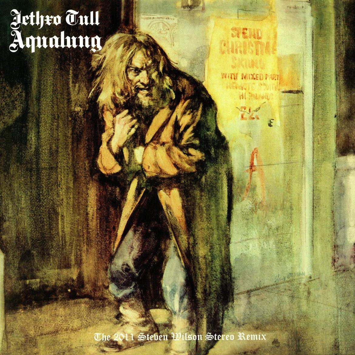 Jethro Tull - Aqualung: Deluxe Edition 180g Vinyl with 24-Page Booklet - Steven Wilson Mix
