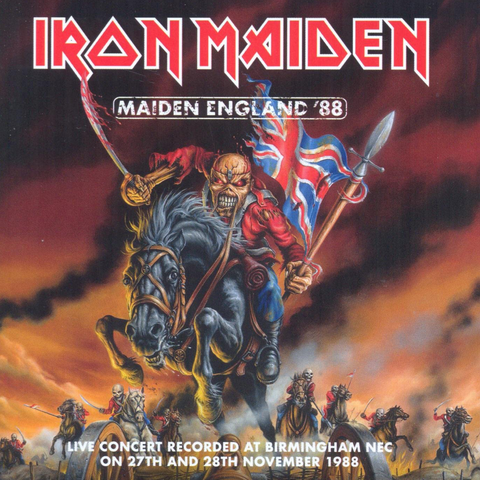 IRON MAIDEN -THE COLLECTION