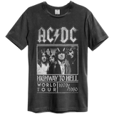 AC/DC Highway to Hell Poster T-shirt