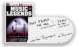 PINK FLOYD'S THE WALL - FOR CHAMBER ORCHESTRA - BOOKZINE & CD SPECIAL LIMITED EDITION BUNDLE