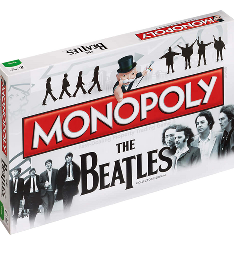 Beatles Limited Edition - Monopoly The Board Game!