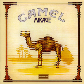 Camel - Mirage: The Classic Prog Rock Album 2019 Remaster on CD