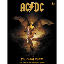 AC/DC Problem Child - The Best Of The Bon Scott Years: 8-CD Set