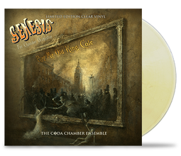 GENESIS FOR CHAMBER ORCHESTRA - PLAY ME OLD KING COLE: LIMITED EDITION ON CLEAR VINYL