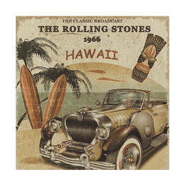 Rolling Stones - Hawaii 1966: Limited Edition on Clear Vinyl