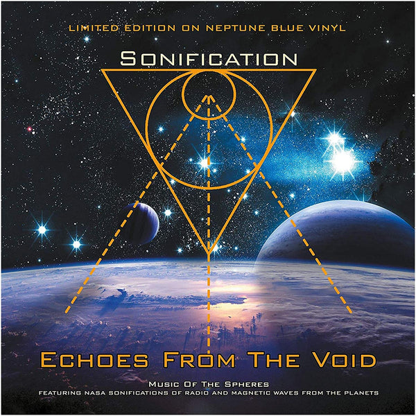 Sonification- Echoes From The Void : On Neptune Blue Vinyl