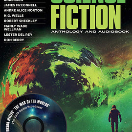 CLASSIC SCIENCE FICTION ANTHOLOGY: SPECIAL EDITION AUDIOBOOK CD & MAGAZINE BUNDLE - Coda Publishing Ltd