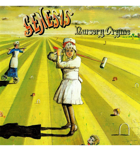 Genesis - Nursery Cryme : 2009 Remastered -The Legendary Album on CD