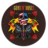 GUNS N' ROSES - WELCOME TO PARADISE CITY - LIMITED EDITION TURNTABLE MAT