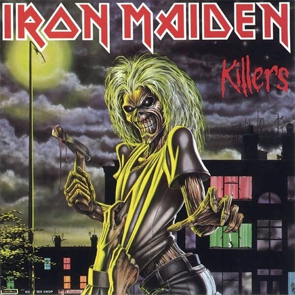 Iron Maiden - Killers - the Legendary Second Studio Album