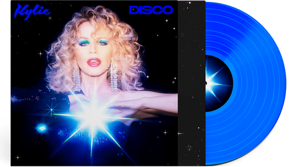 Kylie Minogue - Disco: Limited Edition Blue Vinyl