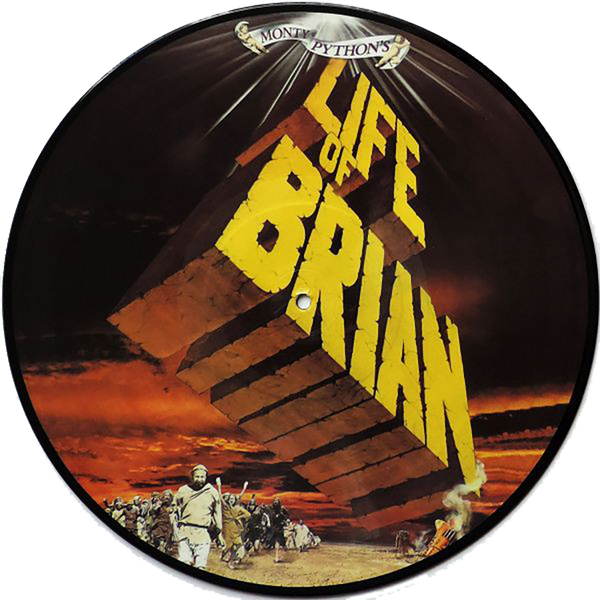 Monty Python's Life of Brian : Life of Brian Picture Disc Limited Edition