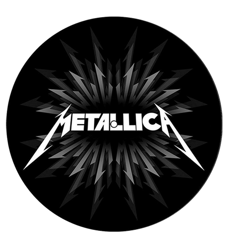 Metallica - Turntable Mat Set