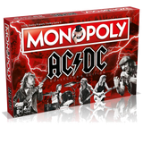AC/DC Limited Edition - Monopoly The Board Game!
