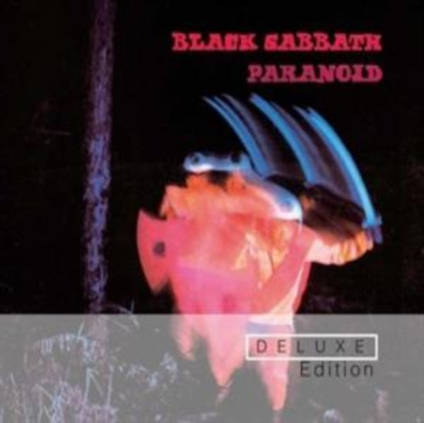 Black Sabbath - Paranoid: The Legendary Album, on CD with DVD - Deluxe 2009 Remastered