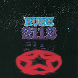 RUSH-2112: OFFICIAL LIMITED COLLECTORS EDITION WITH LASER ETCHED HOLOGRAM