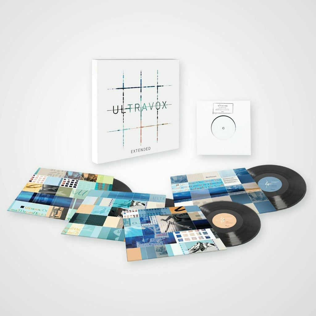 Ultravox - Extended 4LP Deluxe Edition Box Set