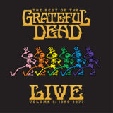 Grateful Dead -Best of the Grateful Dead Live (Vol 1 69-77)