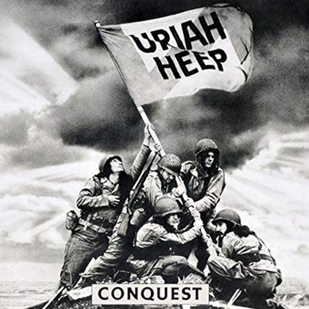 Uriah Heep - Conquest : The Final Album Featuring Ken Hensley