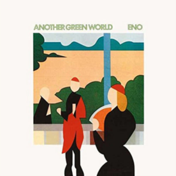 Eno: Another Green World - 2017 Reissued and Pressed on 180 Gram Vinyl