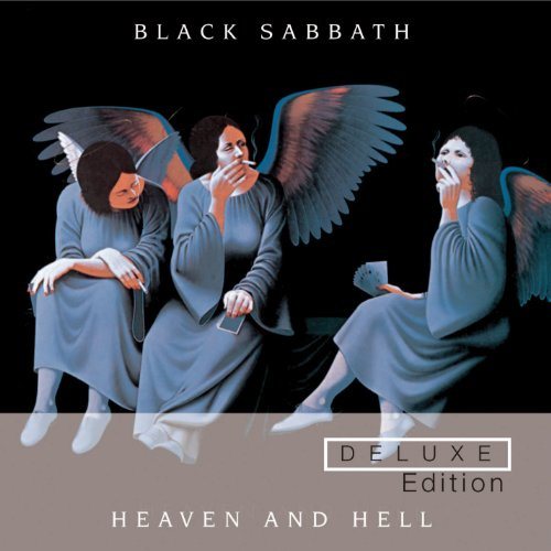 Black Sabbath - Heaven and Hell: The Legendary Double Album on CD - 2010 Remastered - Deluxe Collectors Edition
