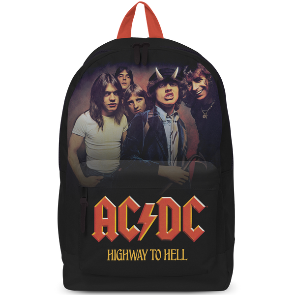 AC/DC 'Highway To Hell' Rucksack