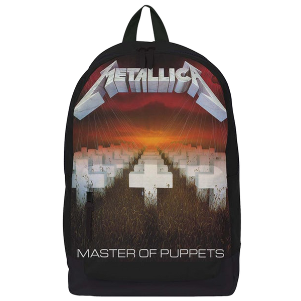 Metallica 'Master of Puppets' Classic Rucksack