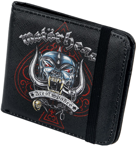 Motörhead Ace of Spades Wallet