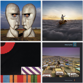Pink Floyd - The Finale: 4 Album Bundle