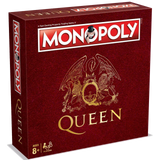 Queen Limited Edition - Monopoly The Board Game - Very Limited Stock!