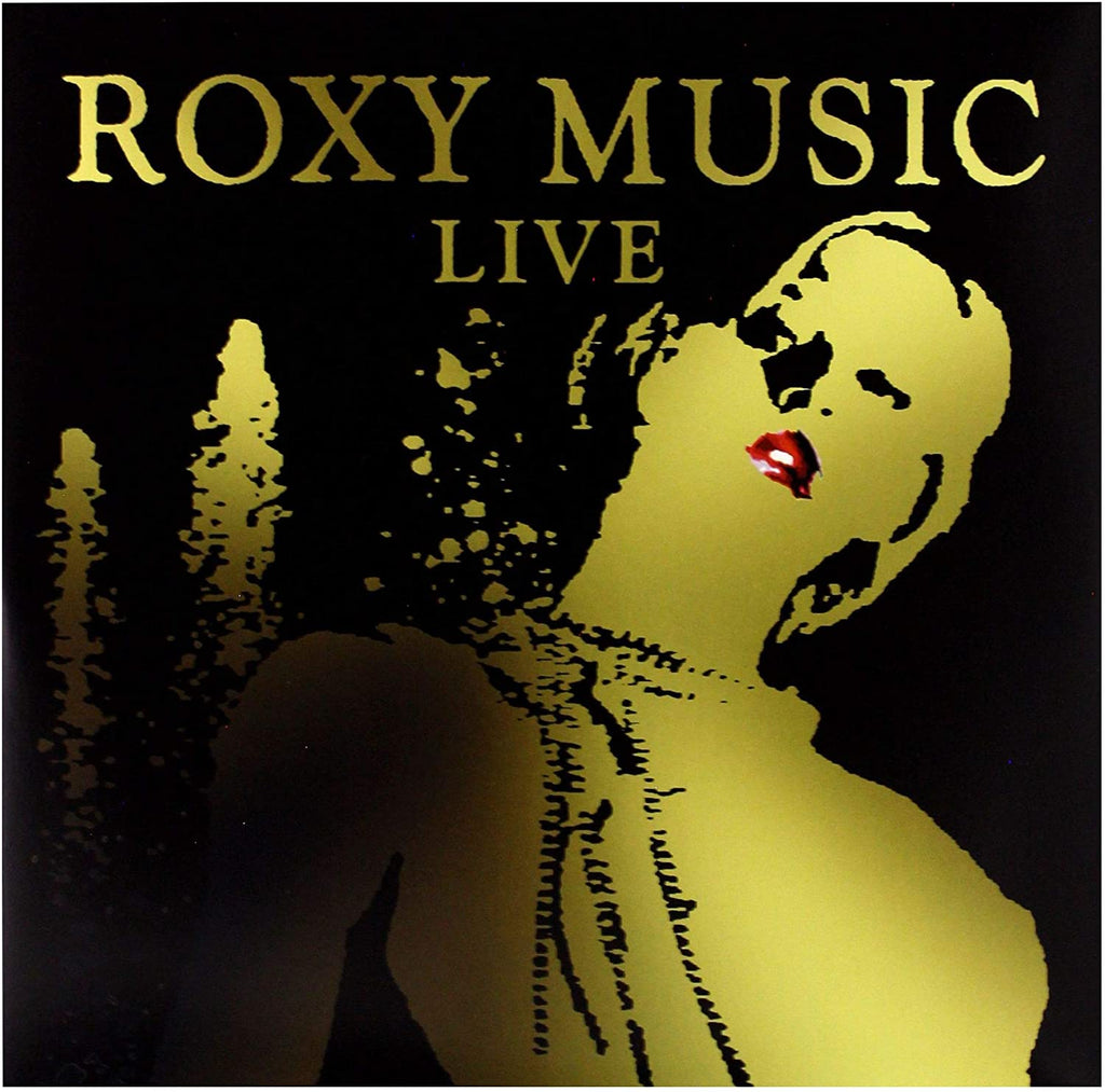 Roxy Music - Roxy Music Live: Gatefold Triple Album on 180 Gram Vinyl - Best Of Live In Concert