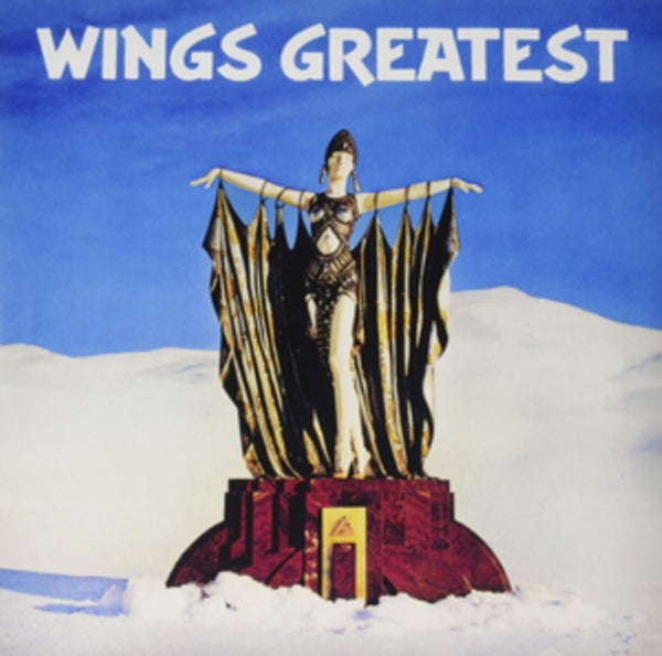 Wings-Greatest Hits: 2018 Remastered on 180g Blue Vinyl With Download Card and Restored Artwork