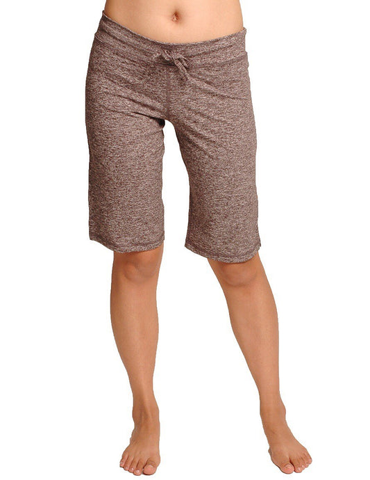 Zipper Pocket Long Shorts